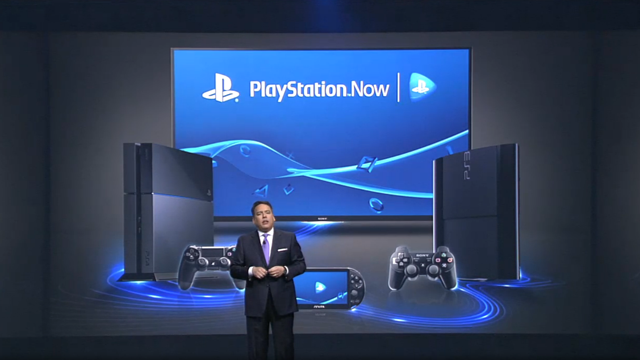 PlayStation Now Game Streaming Starts on July 31st