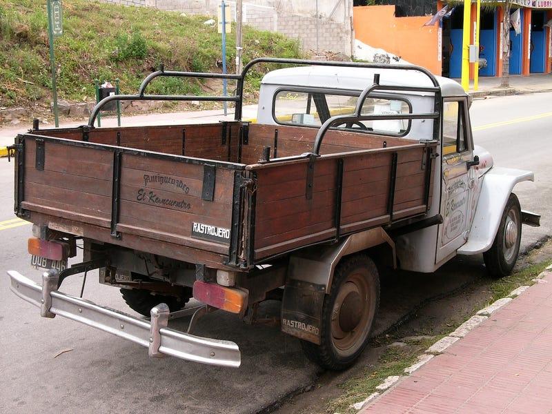 Argentina's beloved artisan pickup trucks