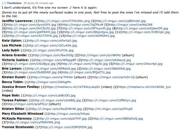 J-Law, Kate Upton Nudes Leak: Web Explodes Over Hacked Celeb Pics