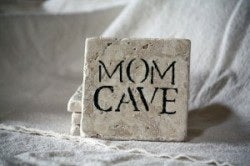 The Mom Cave