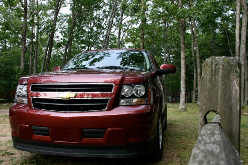 2008 Chevy Tahoe Hybrid, Part Two