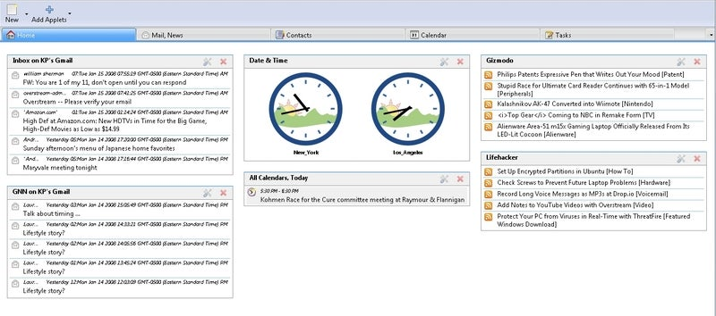 Spicebird Beta Moves Thunderbird Closer to Outlook Territory