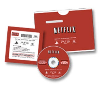 PS3 Netflix Streaming Discs Are In The Mail