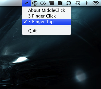 MiddleClick Adds Easy Middle Clicking to MacBook Touchpads and Magic Mouse