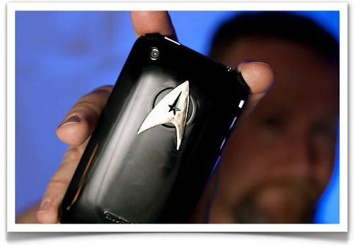 Star Trek iPhone Mod Goes Boldly Where Few Would Be Caught Dead