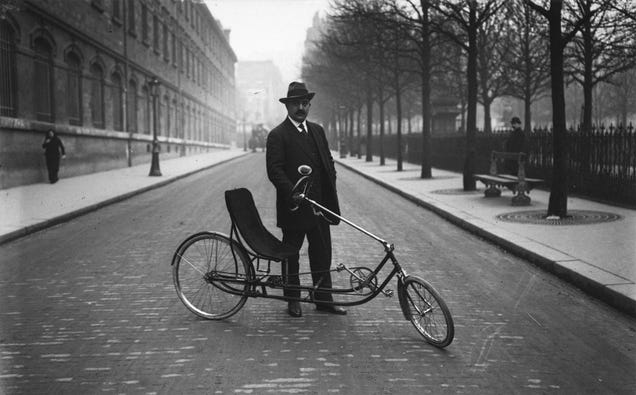 20 Crazy Rides From the Dawn of the Bicycle