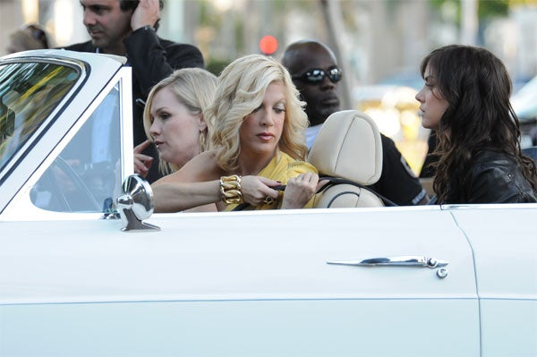 Beverly Hills 90210: Buckle Your Seatbelts, It's Going To Be A Bumpy Ride