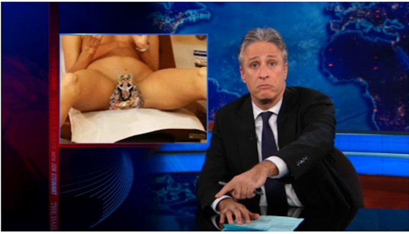 Church Group Calls for Boycott of The Daily Show Over Hilarious Vagina Manger Joke