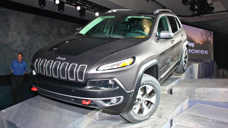 Six Ways The 2014 Jeep Cherokee Is Better Than The XJ