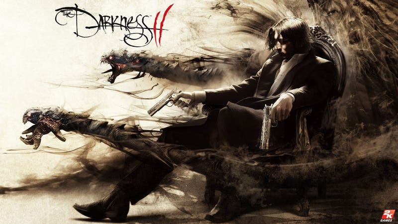 The Coy Sex and Extreme Violence of The Darkness II