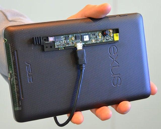 El próximo Kinect lo llevarás en la tableta