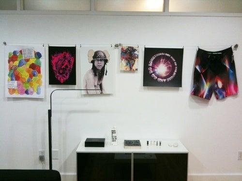 Chuck Studio Gallery