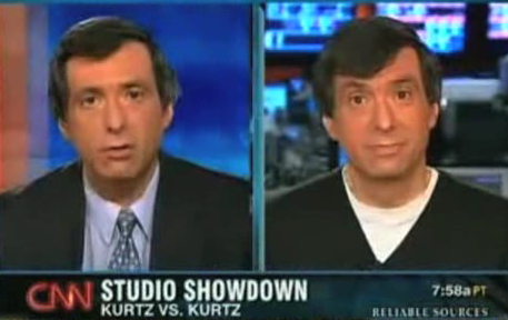 Tone-Deaf Howard Kurtz Most Hated By His Own Blog Commenters