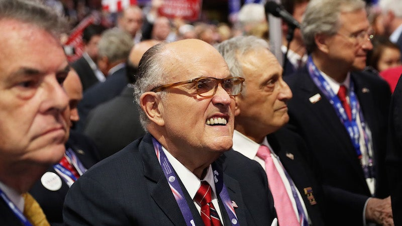 Rudy Forgot