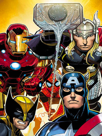 25 Reasons To Get Excited About Comics This Spring