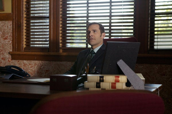 "Grimm Episode 9 ""Of Mouse and Man"" promo pics"