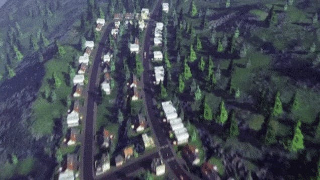 'Play Offline' Is An Advertised Feature In New City Sim