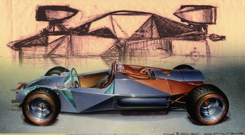 Cars You Didn't Know About: Nick Pugh's Xeno
