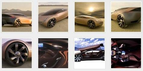 LA Auto Show: Mazda Nagare Concept