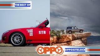 Pro Solo in a Miata and Kokopelli Trail in a 260K mile Land Cruiser