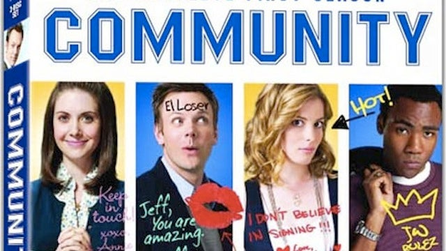 Fuck Yes: Community will be Back this Spring