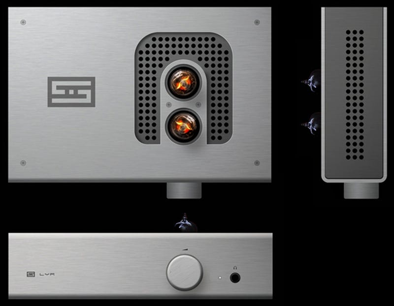 A Headphone Amplifier Sure To Become a Design Classic: Schiit Lyr