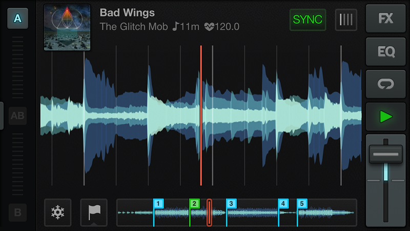 Native Instruments' Slick DJ App for iPad Now Comes in a Bite-Size iPhone Version