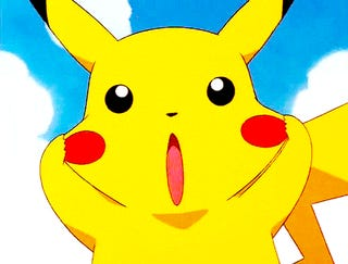 Pikachu...Pokemon One a Day!