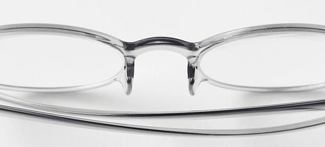 A Simple Design Improvement Keeps Your Glasses' Arms Safe From Harm