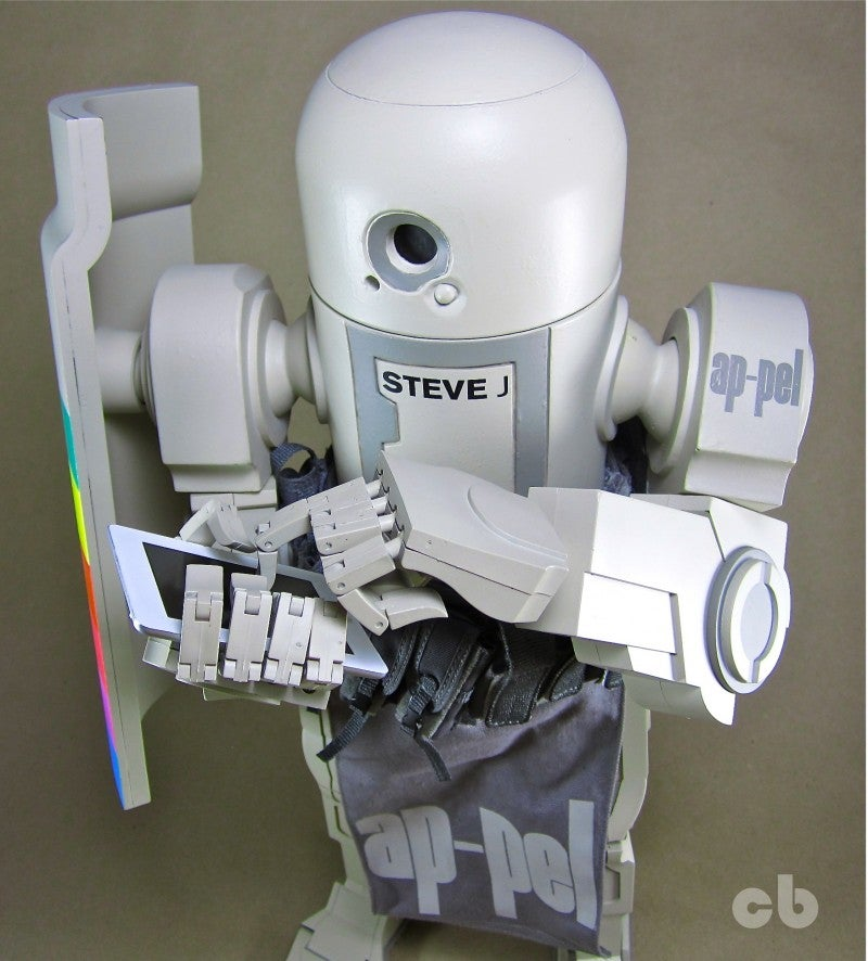 This Apple Robot Can Kill With an iPad