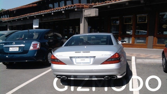 The Real Reason Steve Jobs' Benz Didn't Have a License Plate