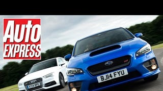 AWD Title Fight: 2015 Subaru WRX STI VS. 2015 Audi S3
