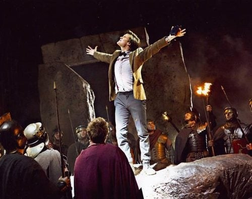 "Doctor Who ""The Pandorica Opens"" Gallery"