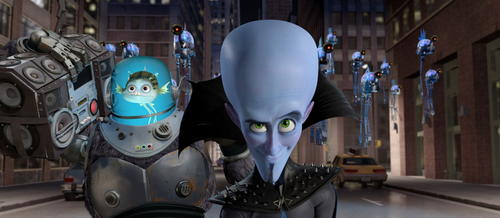 "Megamind answers the question, ""What if Lex Luthor won?"""