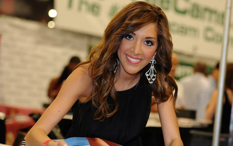 Read the First Depressing Excerpts From Farrah Abraham's Sex Novel