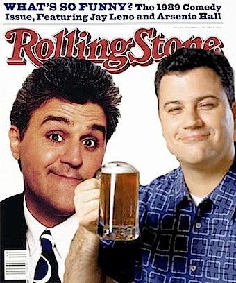 Jimmy Kimmel's Designs On Nightline