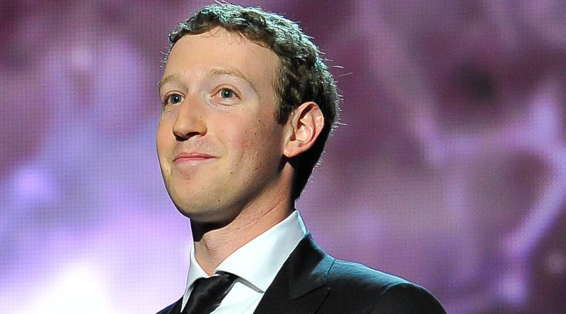 Mark Zuckerberg Is Making Fucking Insane Money This Year