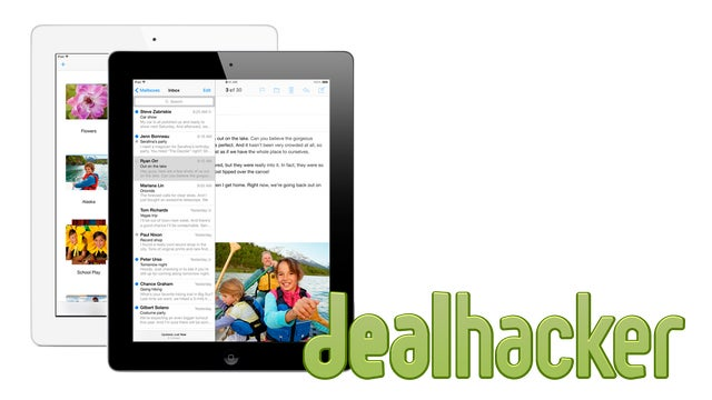 Today's Deals: Current-Gen iPad, 4TB External, Solar Keyboard