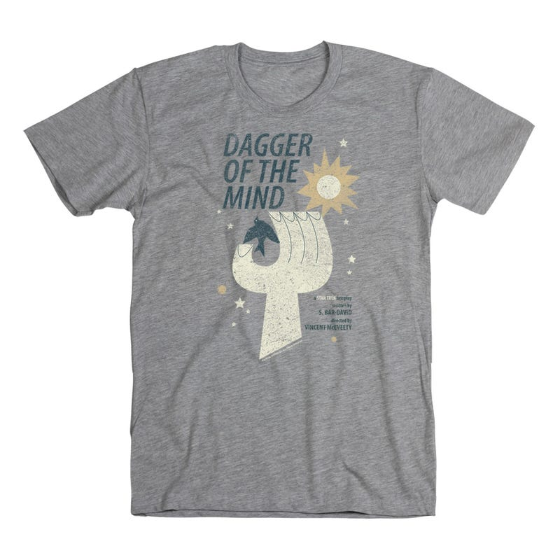 Your favorite Original Star Trek episode is now a fancy T-shirt