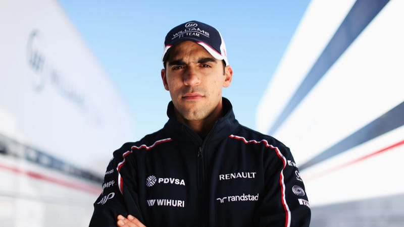 Lotus F1 Hires Pastor Maldonado, Chooses Money Over Talent