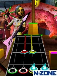 Guitar Hero On Tour for Nintendo DS Controller Revealed