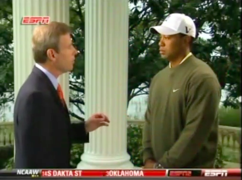 Tiger Woods' ESPN Interview: 'I've Done Some Pretty Bad Things'