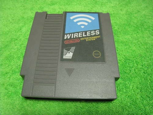 Turn A NES Cart Into A Wireless Router