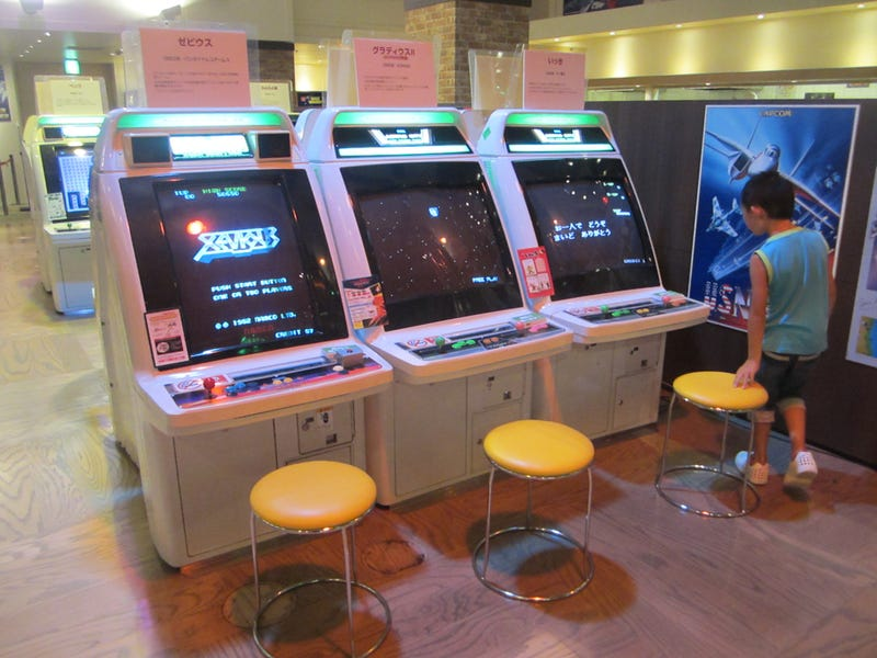 Inside Japan's Newest Video Game Museum