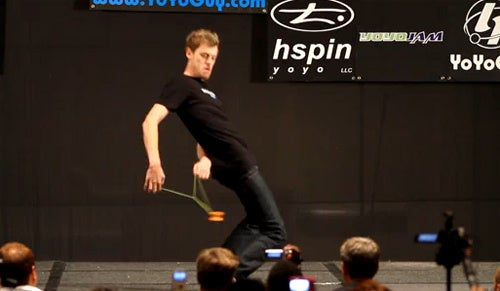 The 2010 World Yo-Yo Contest Main Event