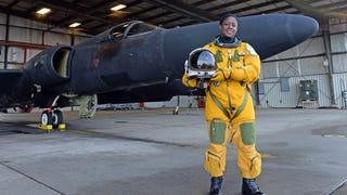 This Badass Is The First African American Female U-2 Dragon Lady Pilot