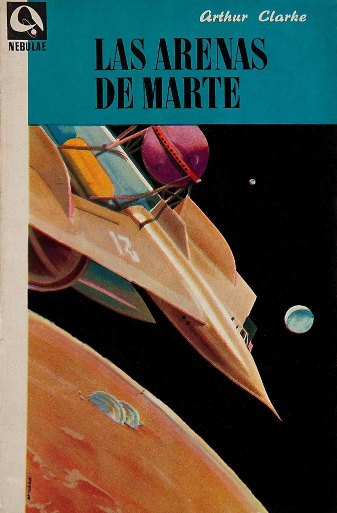 Some of the Nicest Vintage Science Fiction Covers We've Seen in Ages