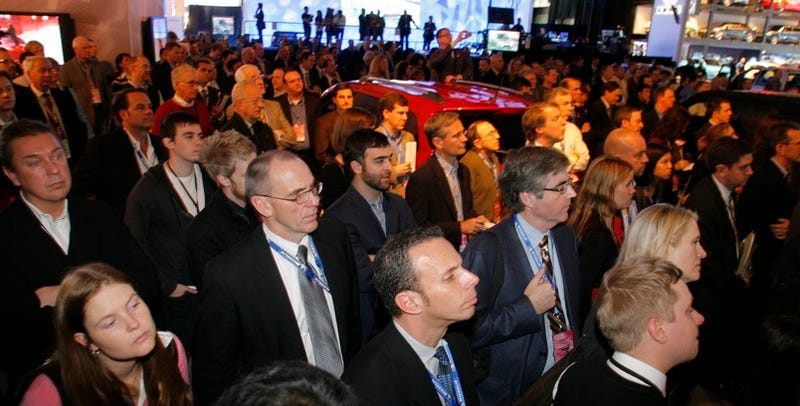 The 11 Most Depressing Moments Of The 2009 Detroit Auto Show