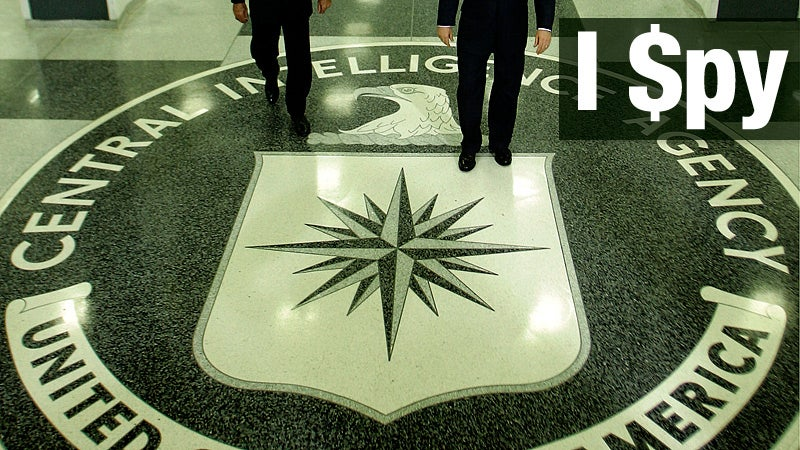 The Spy Who Bilked Me: Meet Bush's War Profiteering Chief Bin Laden Hunter
