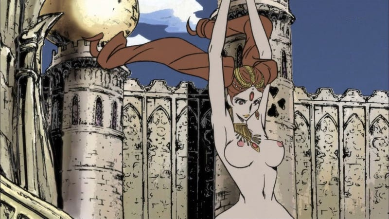 Missed the New Lupin Anime Debut? Here's a NSFW Recap.
